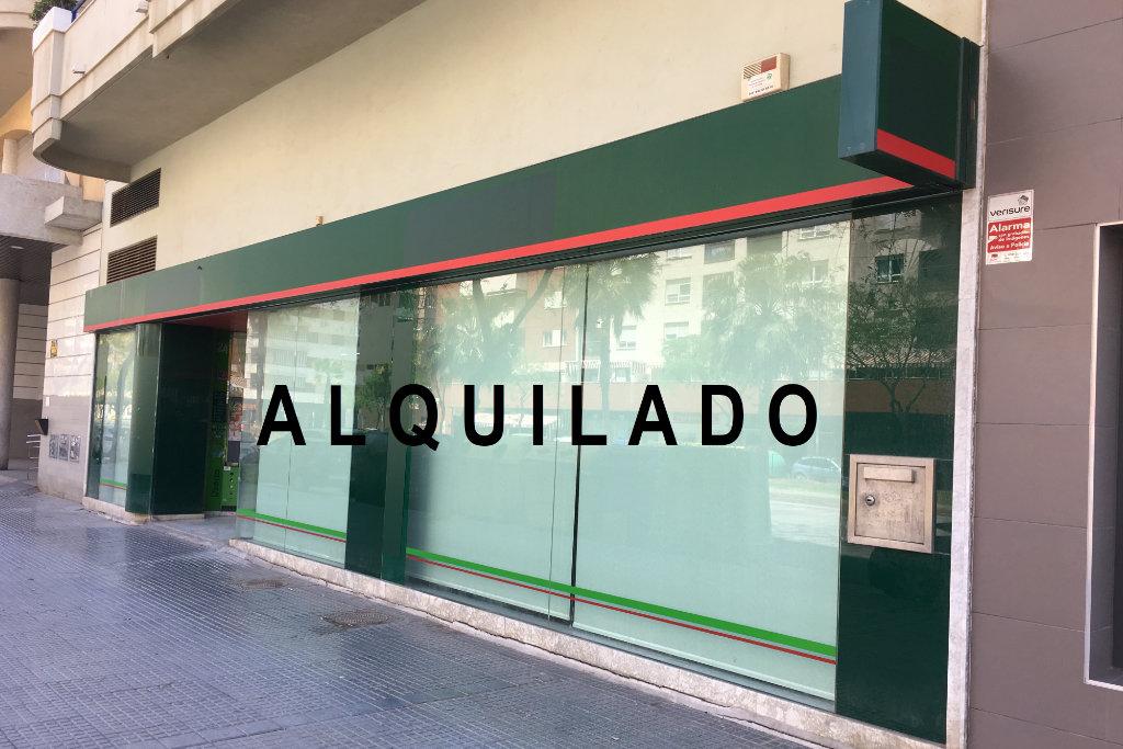 Venta locales Málaga Parque Litoral. Alquiler locales Málaga Par