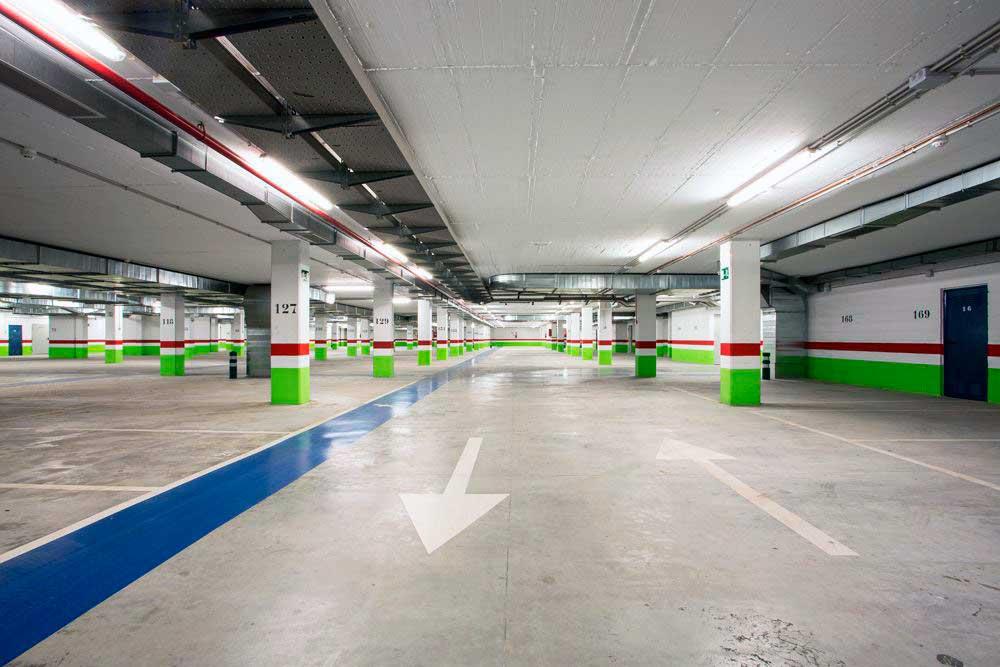Venta aparcamientos Parque Litoral. Alquiler aparcamientos Parqu